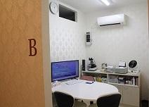 カウンセリングルーム 口腔外科総合研究所